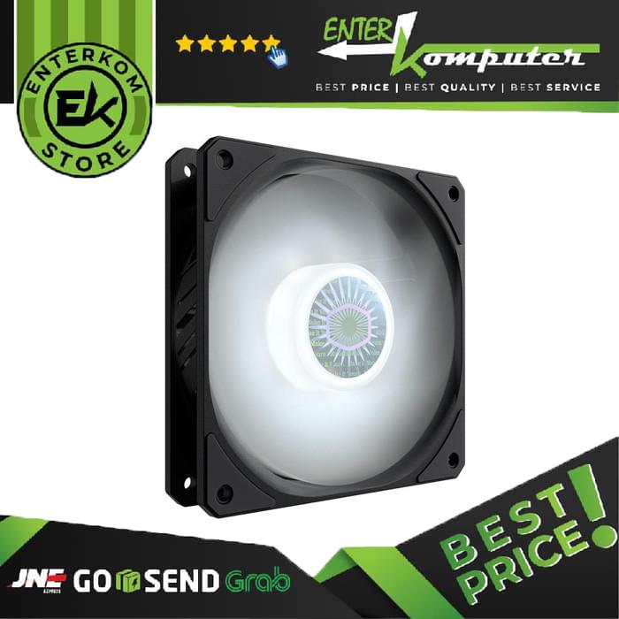 Cooler Master SickleFlow 120mm (White LED)
