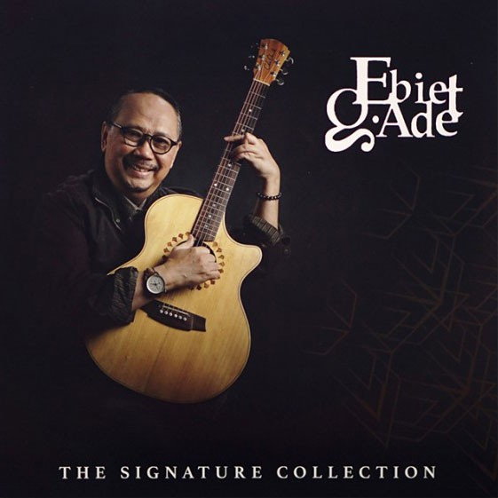 EBIET G ADE – The Signature Collection Vinyl