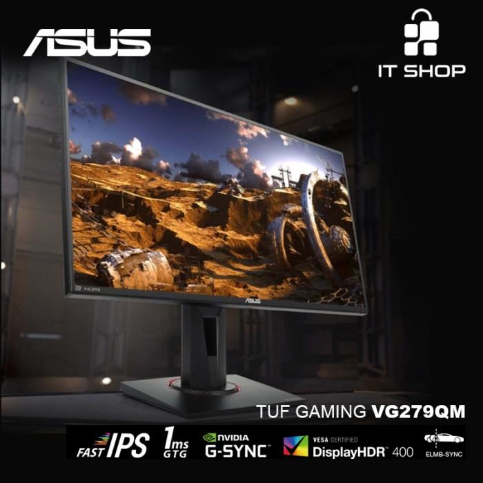 Asus Monitor TUF Gaming VG279QM Image
