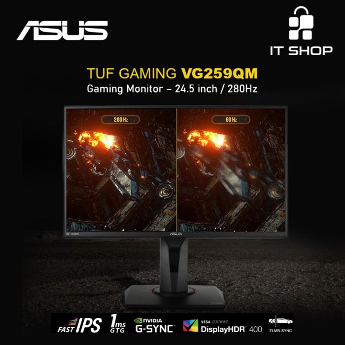 Asus Monitor TUF Gaming VG259QM - 24.5 inch Full HD Image
