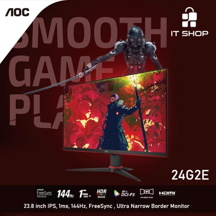 AOC 24G2E Monitor Gaming Image