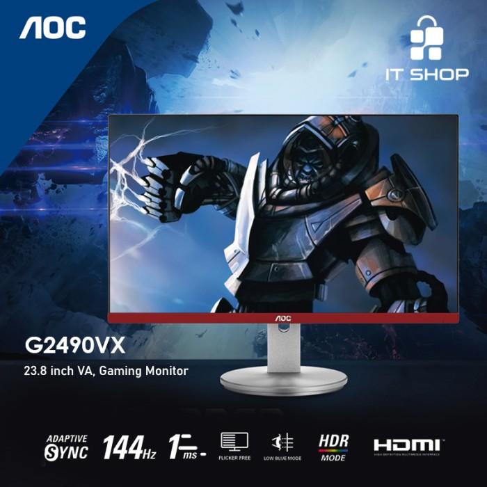 AOC Gaming Monitor G2490VX Image