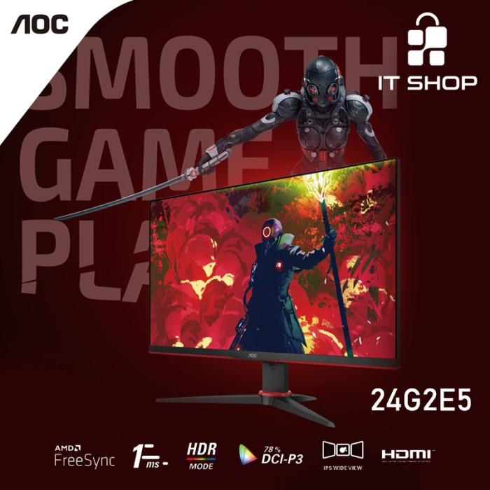 AOC Gaming Monitor 24G2E5 Image