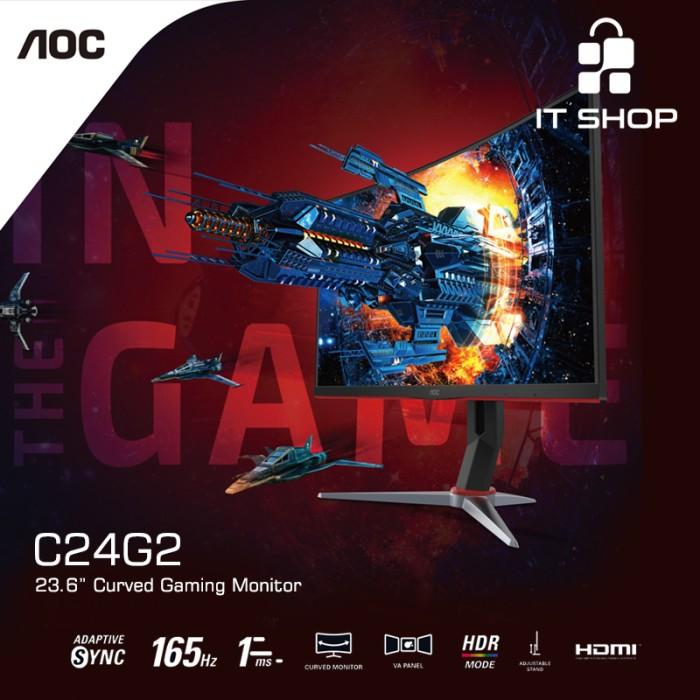 AOC 27G2E Monitor Gaming Image