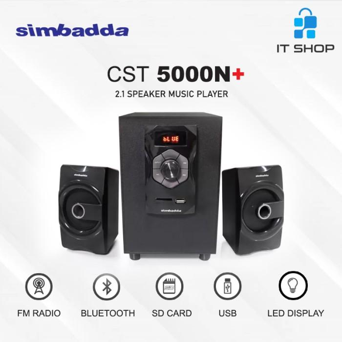 Simbadda Speaker CST 5000N Plus Image