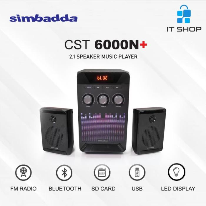 Simbadda Speaker CST 6000N+ Image