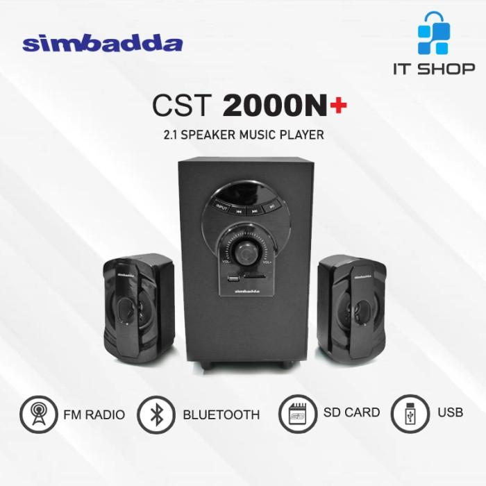 Simbadda Speaker CST-2000N Plus Image