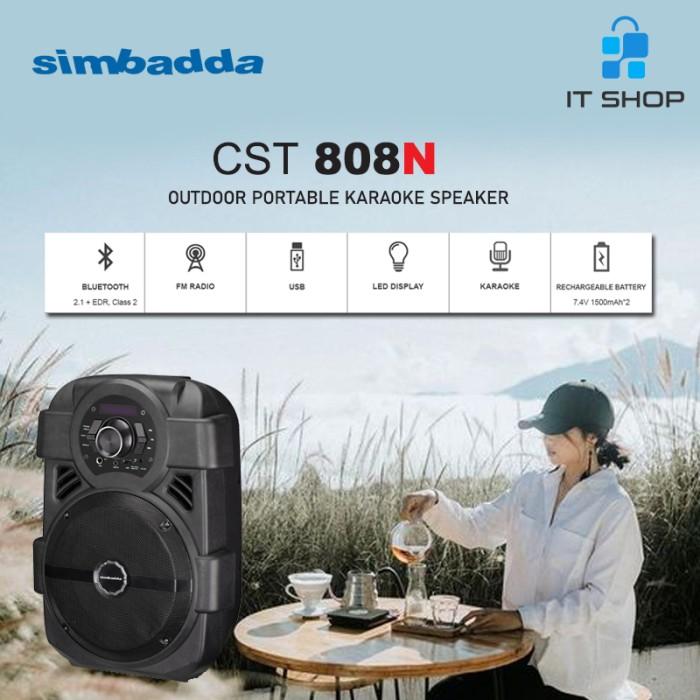 Simbadda Music Player CST-808N Image