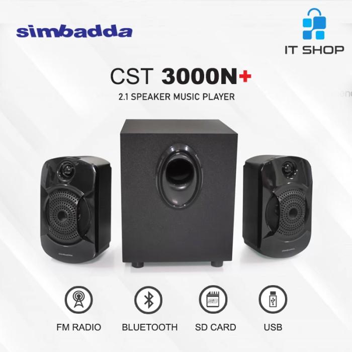 Simbadda Speaker CST 3000N Plus Image