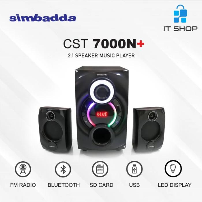 Simbadda Speaker CST 7000N+ Image