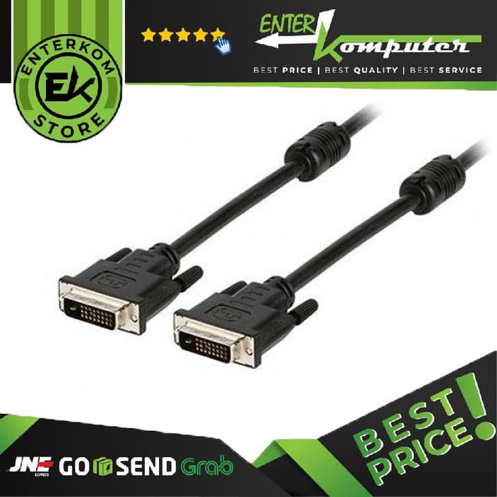 Kabel DVI-D Dual Link 5 Meter - Merk MINO