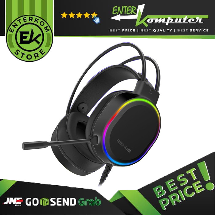 Headset Gaming Rexus HX9