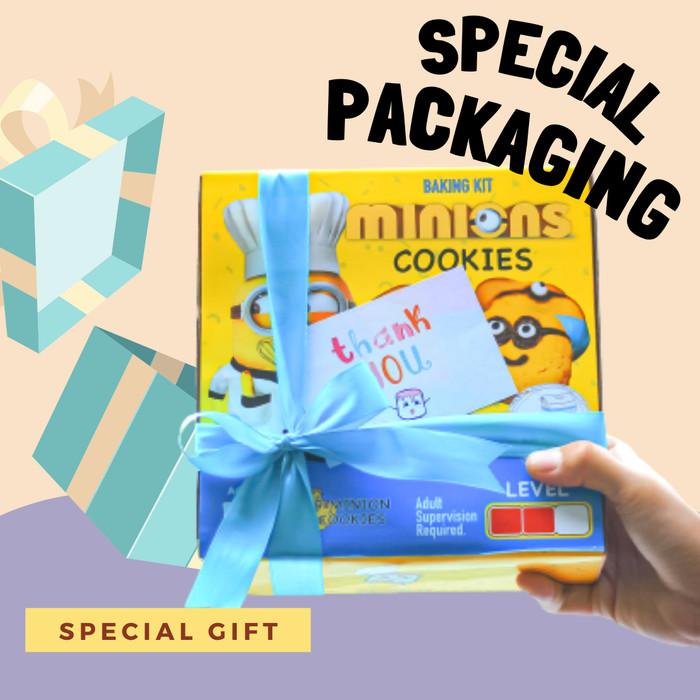 Special Custom Card Piece of Cake Hampers / Birthday Gift Mainan Anak
