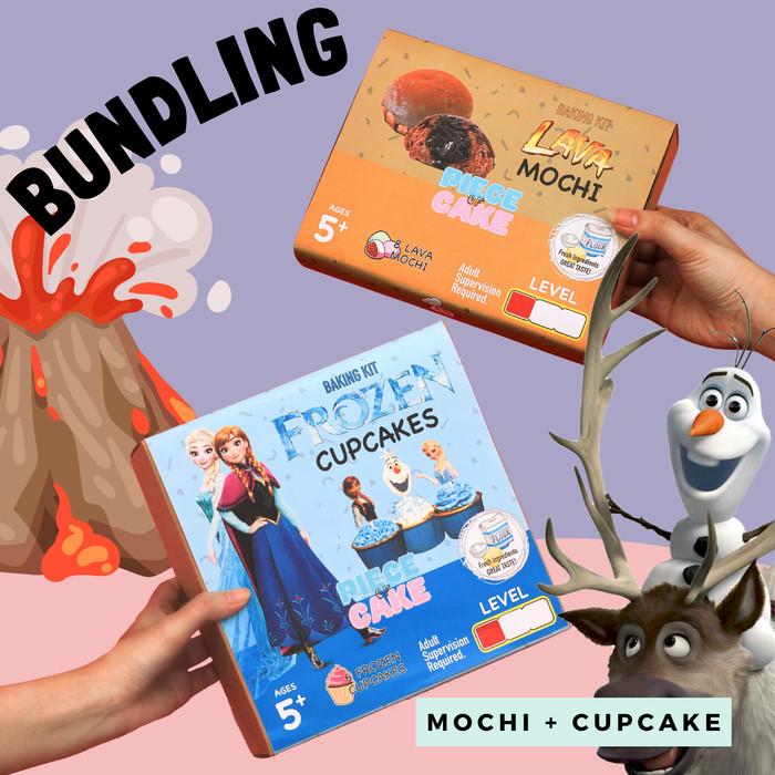 Bundling Baking Kit Piece of Cake – Paket Mainan Edukasi Anak