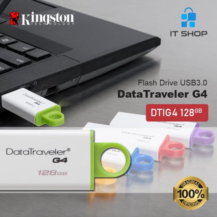 KINGSTON USB DISK 3.0 DTIG4 128GB Image