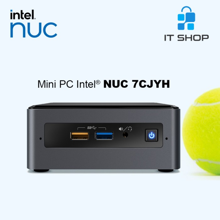 INTEL NUC 7CJYH Mini PC Kosongan Image
