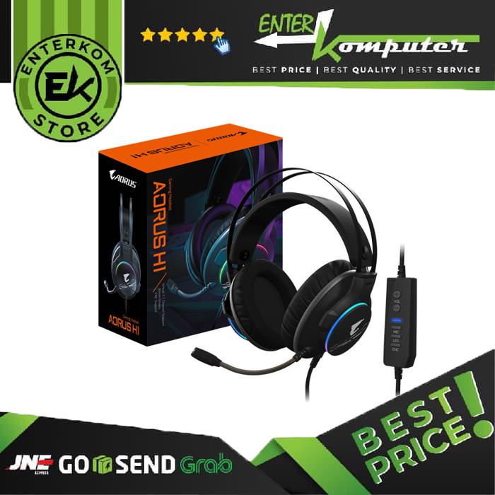 Gigabyte Aorus H1 - Gaming Headset