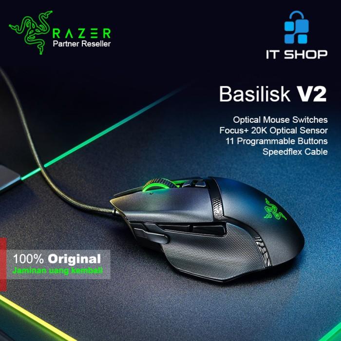 Razer Mouse Basilisk V2 Image