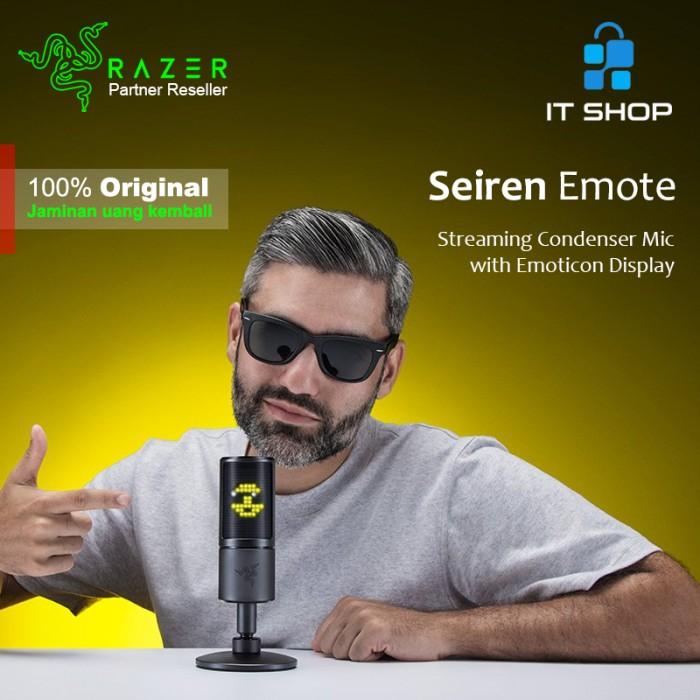 Razer Microphone Seiren Emote Image