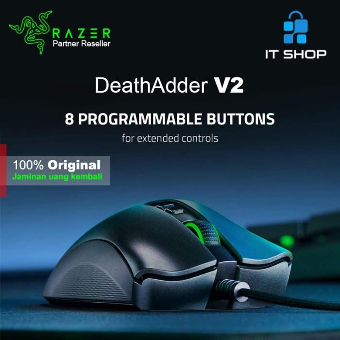 Razer Mouse DeathAdder V2 Image