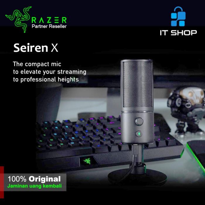 Razer Microphone Seiren X Image