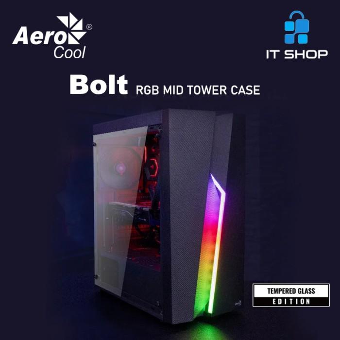 AeroCool Casing BOLT Image