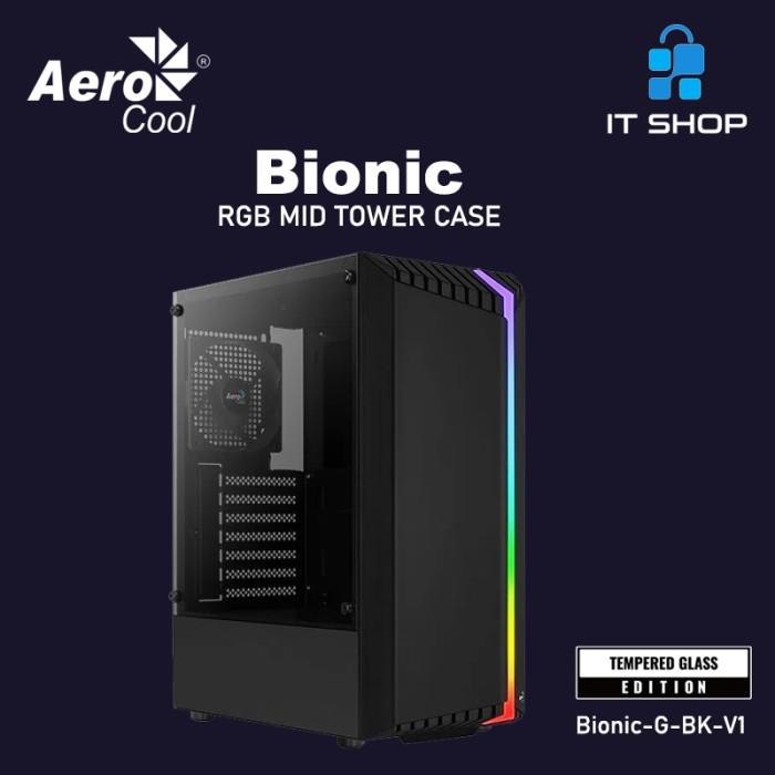AeroCool Casing Bionic Image