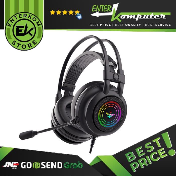 NYK Headset Gaming HS-P18 Banshee
