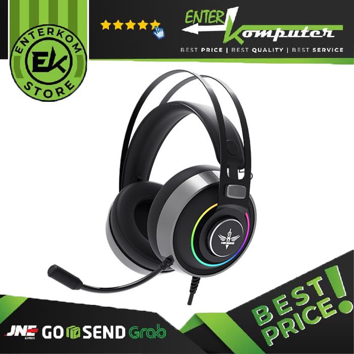 NYK Headset Gaming HS-E12 Akkadia