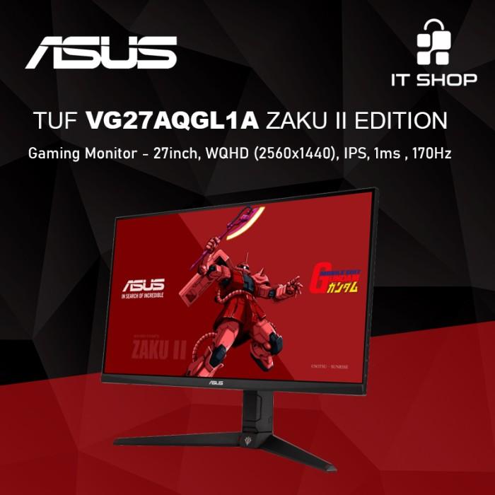 Asus Monitor TUF Gaming VG27AQGL1A Image