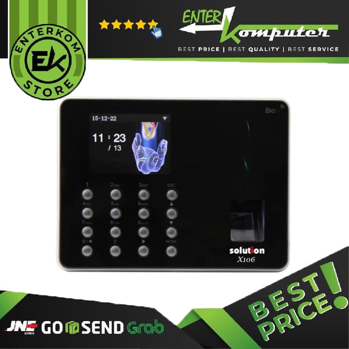 Fingerprint Solution X106