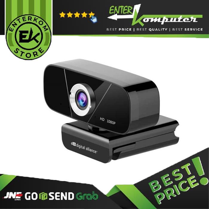 Digital Alliance Webcam Mycam 1080P