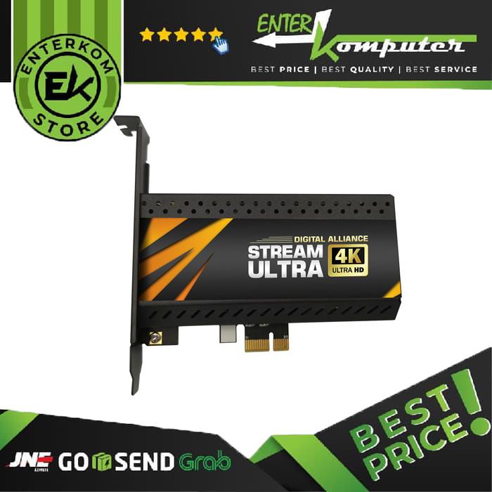 Digital Alliance Stream Ultra 4K PCIe Card