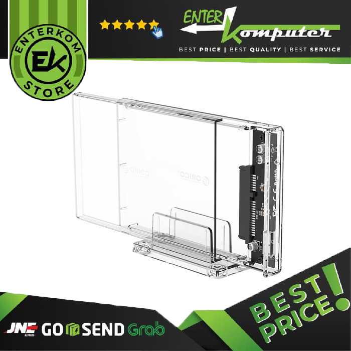 Orico 2159U3 Hard Drive Enclosure 2.5