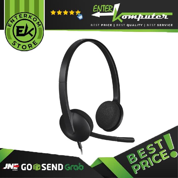 Logitech USB Headset H 340