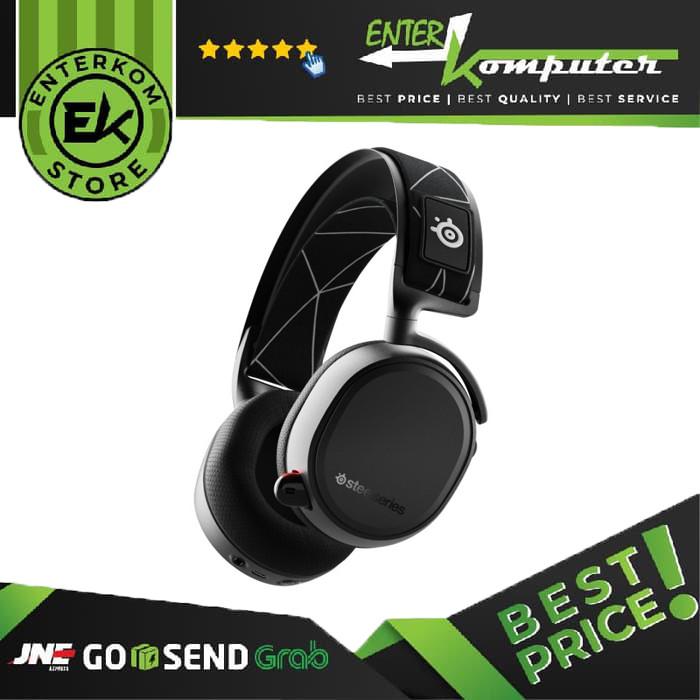 Steelseries Arctis 9 Black ( Bluetooth / Wireless)