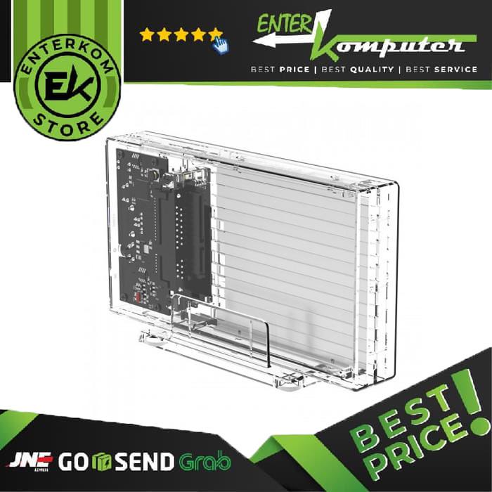 Orico 2259U3 Dual-Bay Enclosure 2.5