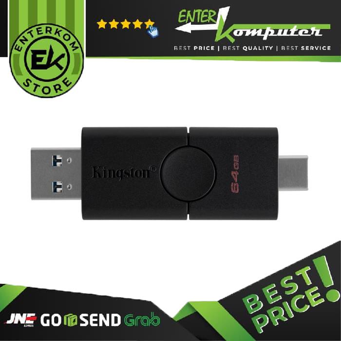 Kingston DataTraveler Duo 64GB USB 3.2