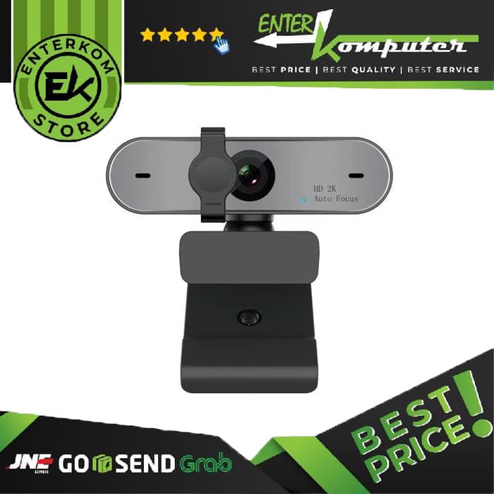 DBE C200 Quad HD Autofocus Professional Webcam