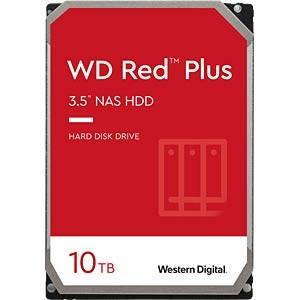 WDC 10TB SATA3 256MB - Red Plus - WD101EFBX - Garansi 3 Th (For NAS)