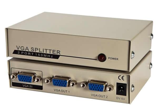 VGA Splitter 1-2 - Gaintech