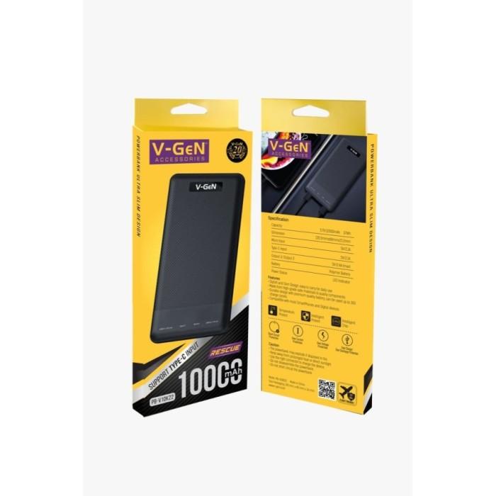 Powerbank V-GeN V10K22-10000 mAh