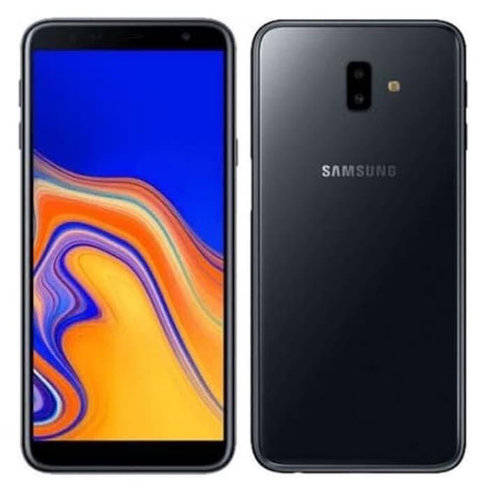 Jual Samsung Galaxy J6 Plus Ram 3 32gb New Black Garansi Resmi