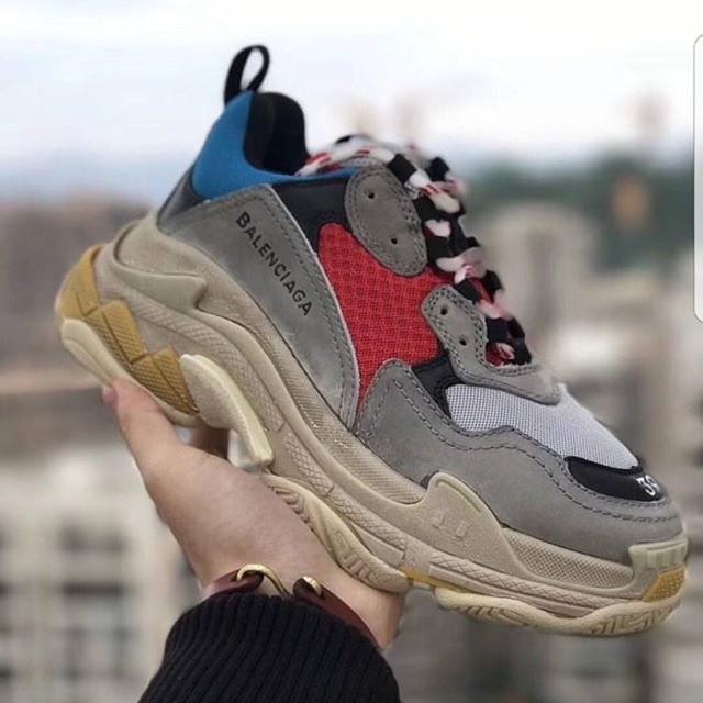Jual Sepatu Balenciaga Triple S Un Authorized Original Kota