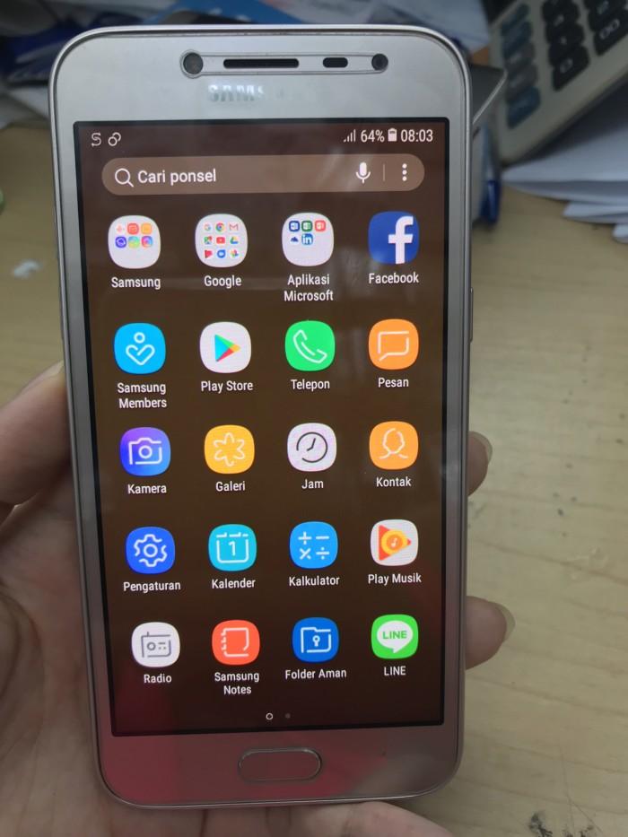 Beli Samsung J2 Pro Bekas Ram1 5gb Harga Rp 1 250 000