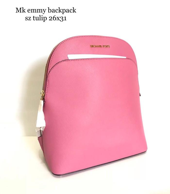 d439656d0d12 Jual Michael kors emmy backpack tulip authentic ori - DKI Jakarta ...