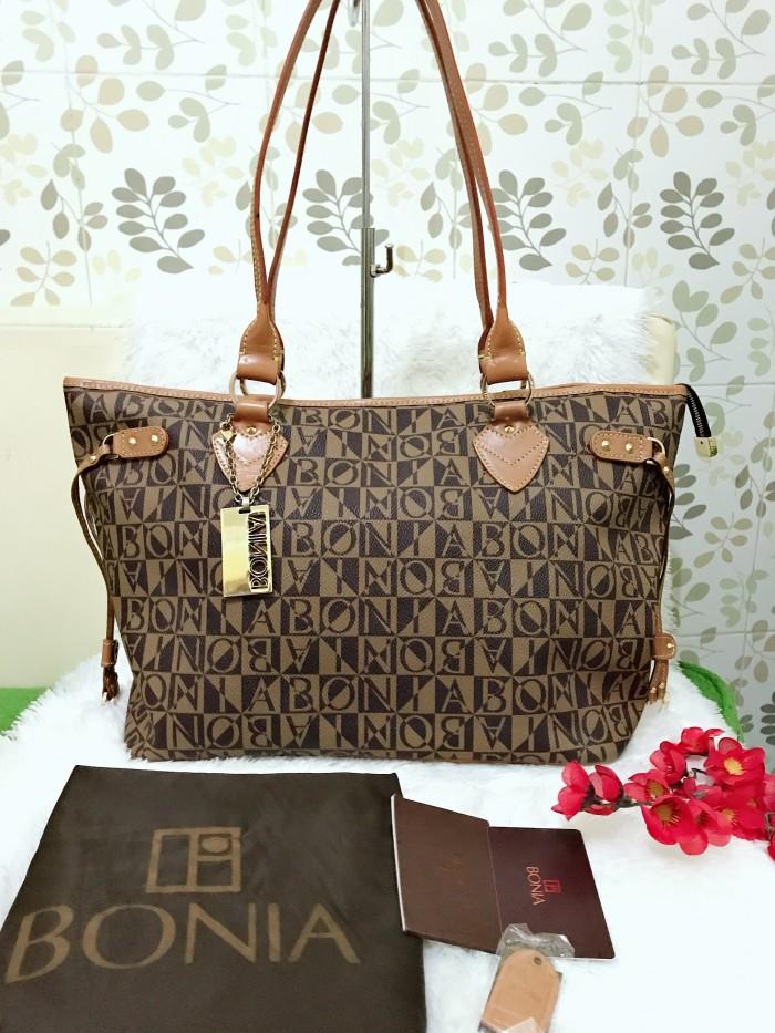 76a9262881 Jual SOLD Reprice Bonia tote bag preloved authentic - Kota Samarinda ...