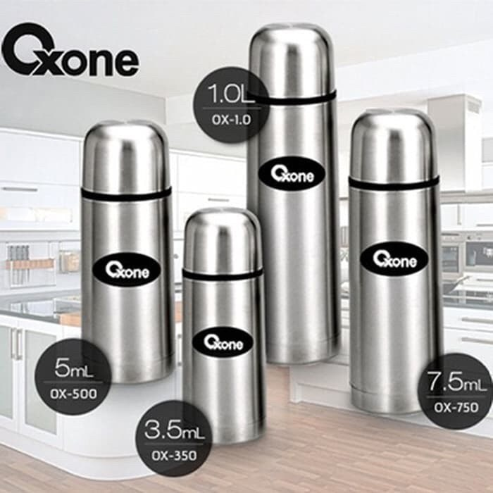 Termos Stainless Vacuum Flask Oxone OX-1.0 (1L)