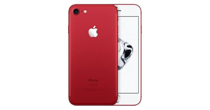 harga Apple iphone 7 128gb original (red product) garansi distributor Tokopedia.com