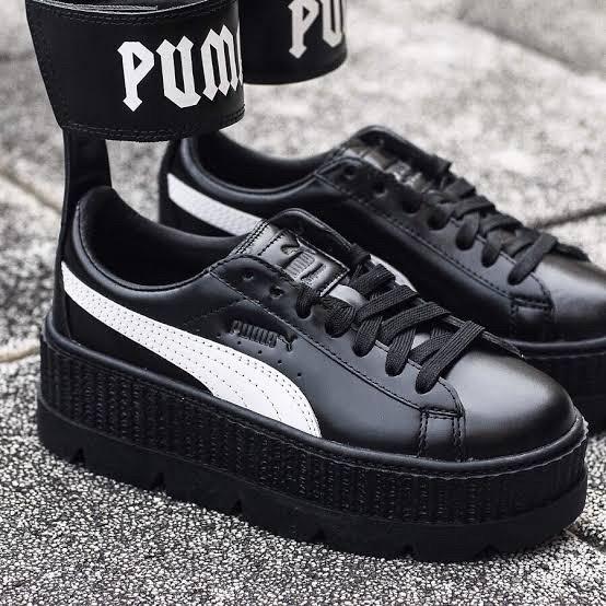 brand new 55e06 76d15 Jual Sepatu Puma Original - Puma Fenty Ankle Strap Creeper W Black - DKI  Jakarta - QikRas | Tokopedia